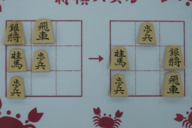 【初級】2020/2/19の将棋パズル