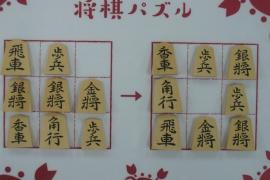 【上級】2020/2/11の将棋パズル