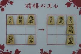 【初級】2020/2/22の将棋パズル