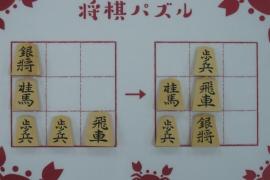 【初級】2020/2/29の将棋パズル
