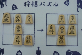 【初級】2020/4/18の将棋パズル