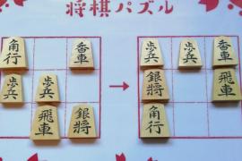 【初級】2020/5/6の将棋パズル
