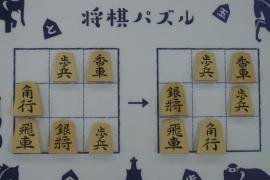 【初級】2020/4/25の将棋パズル