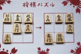 【初級】2020/5/11の将棋パズル
