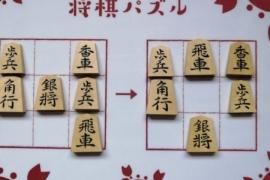 【初級】2020/5/13の将棋パズル