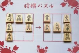 【中級】2020/5/26の将棋パズル