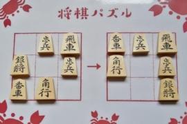 【初級】2020/5/27の将棋パズル