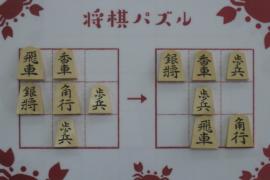 【初級】2020/6/13の将棋パズル