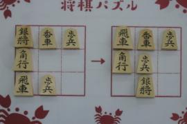 【初級】2020/6/18の将棋パズル