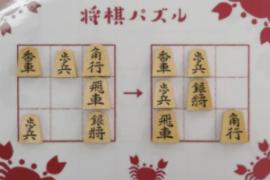 【中級】2020/6/22の将棋パズル