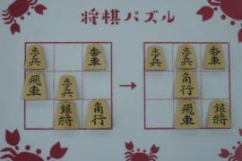 【初級】2020/8/2の将棋パズル