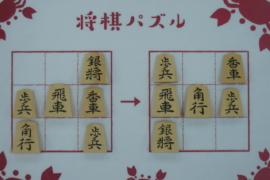 【中級】2020/8/22の将棋パズル