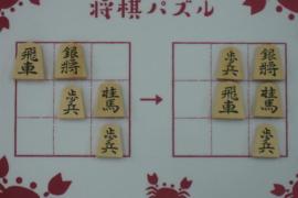 【初級】2020/8/28の将棋パズル