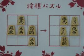 【初級】2020/9/13の将棋パズル