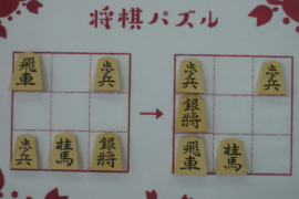 【初級】2020/9/17の将棋パズル