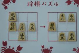 【中級】2020/9/18の将棋パズル
