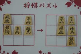 【初級】2020/9/19の将棋パズル