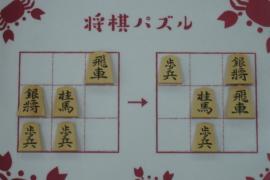 【初級】2020/9/28の将棋パズル