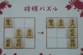 【初級】2020/10/4の将棋パズル