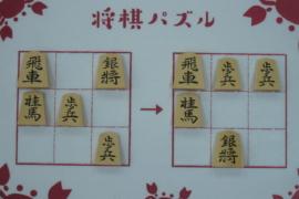 【初級】2020/10/28の将棋パズル