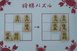 【初級】2020/10/31の将棋パズル