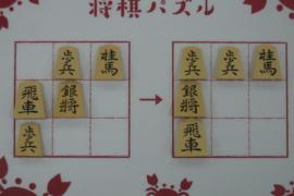 【初級】2020/11/8の将棋パズル