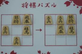 【中級】2020/11/11の将棋パズル