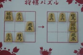 【初級】2020/11/13の将棋パズル