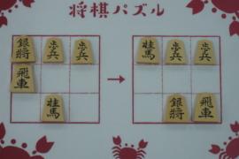 【初級】2020/11/16の将棋パズル