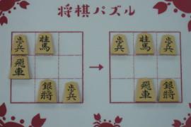 【初級】2020/11/17の将棋パズル