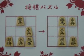 【初級】2020/11/21の将棋パズル