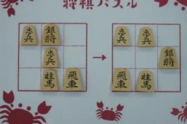 【初級】2020/11/22の将棋パズル