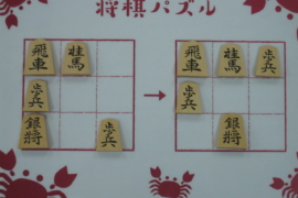 【初級】2020/11/26の将棋パズル