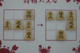 【初級】2020/12/8の将棋パズル