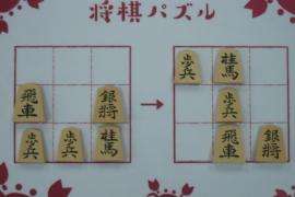 【中級】2020/11/29の将棋パズル