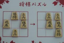 【初級】2020/12/12の将棋パズル