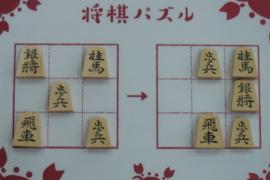 【初級】2020/12/14の将棋パズル