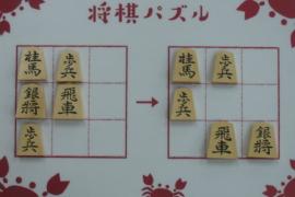 【初級】2020/12/16の将棋パズル