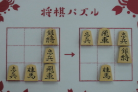 【初級】2020/12/18の将棋パズル