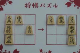 【初級】2020/12/19の将棋パズル