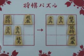 【初級】2020/12/20の将棋パズル
