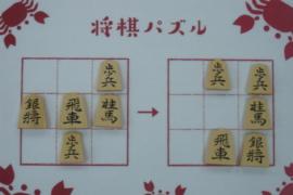 【初級】2021/1/8の将棋パズル