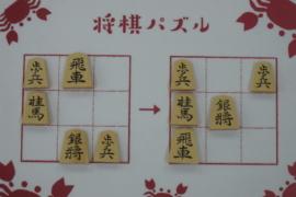 【初級】2021/1/9の将棋パズル