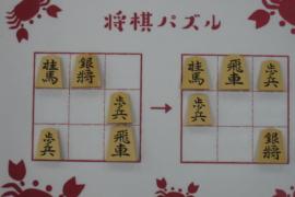 【初級】2021/1/29の将棋パズル