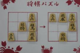 【初級】2021/2/10の将棋パズル