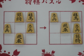 【初級】2021/2/28の将棋パズル