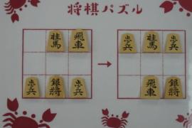 【中級】2021/3/20の将棋パズル