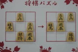 【初級】2021/3/31の将棋パズル