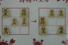【中級】2021/4/14の将棋パズル