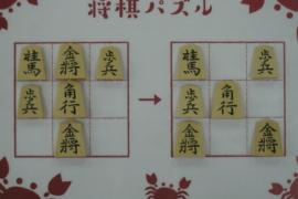 【初級】2021/5/14の将棋パズル